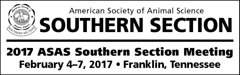 Southern Section 2017 Meeting