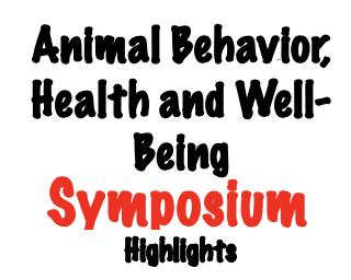animal behavior 20