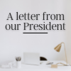 ASAS Annual Meeting & Trade Show, A letter from the President, July 2021
