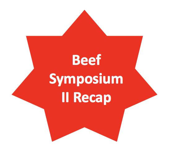 Beef Symposium II