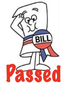 bill passed