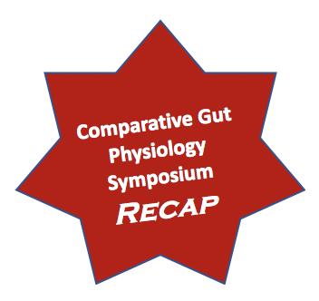 comparative gut recap