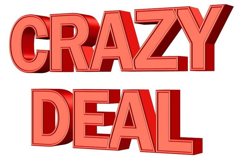 crazy deal