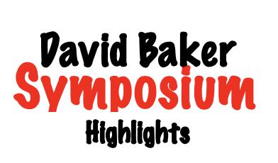 David Baker Highlighsts 20
