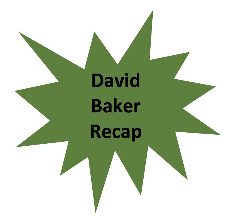 David Baker_recap