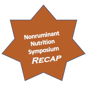 nonruminant nutrition