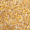 steam flaked corn