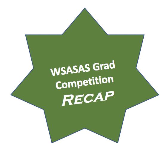 WSASAS Grad comp