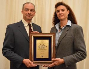 Rockefeller Prentice Award Photo